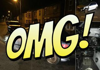 Полиция остановила машину, глядь — а в ней водитель сидит на ведре и рулит плоскогубцами! (оторопелые ФОТО прилагаются)