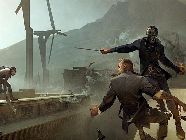Фото №4 - Call of Duty: Infinite Warfare и другие главные игры месяца
