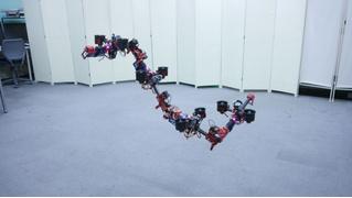 Японский летающий робот-дракон (ВИДЕО)