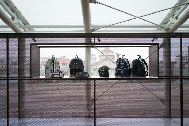 Фото №2 - Furla представила коллекцию для безбашенных байкеров