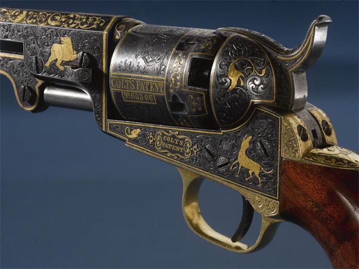 Фото №3 - 11 фактов об изобретателе револьвера Сэмюэле Кольте