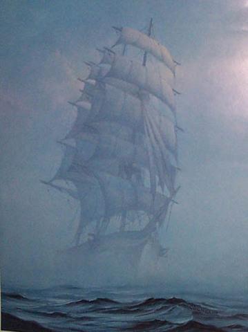 Фото №2 - Семь легендарных кораблей-призраков