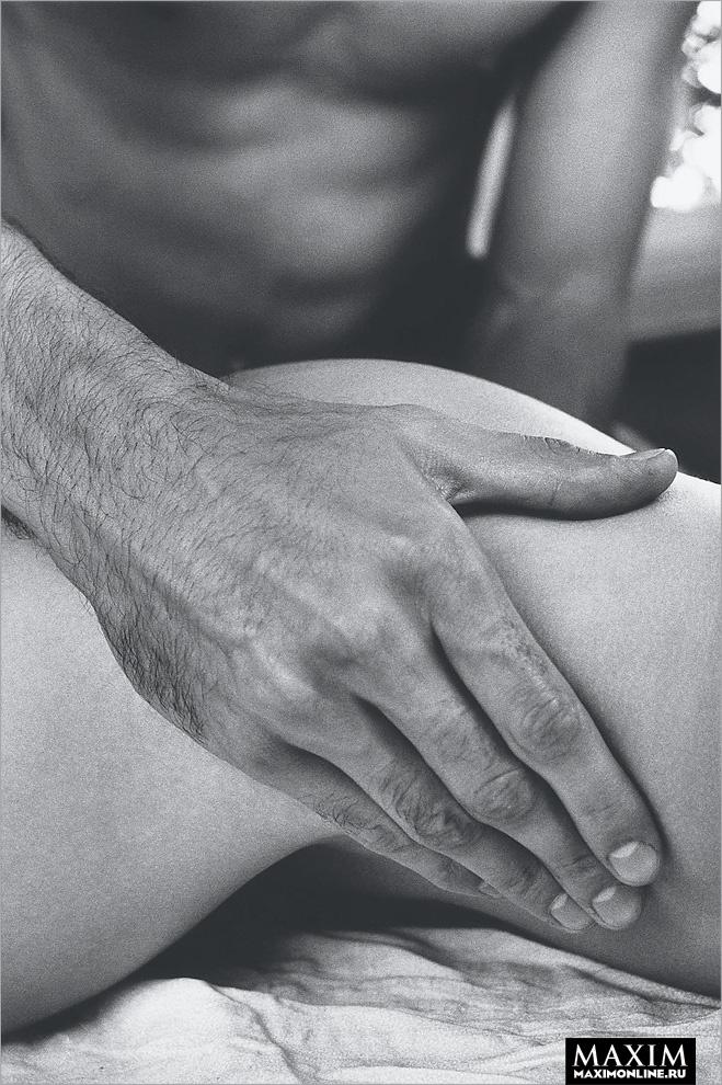 Получаю удовольствие от секса только со сжатыми ногами