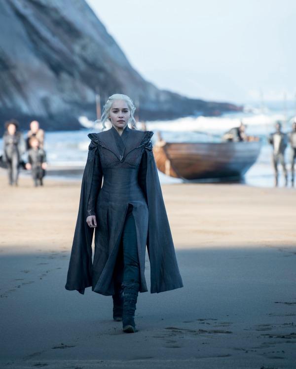 Фото №7 - Новые интригующие фотографии из 7-го сезона «Игры престолов»