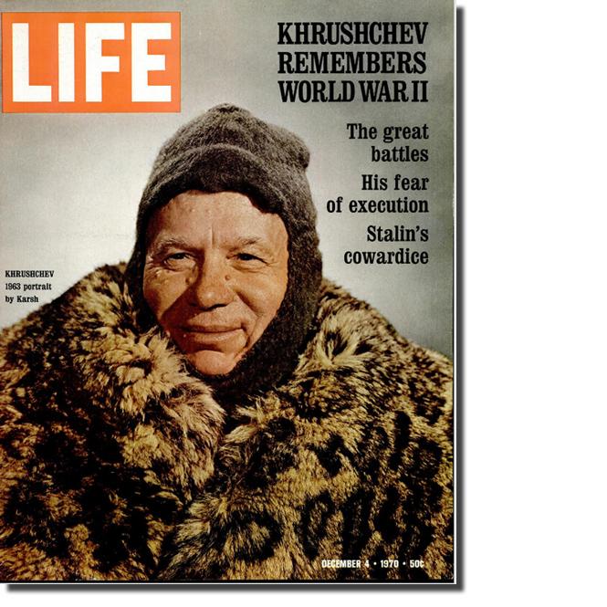 Фото №35 - Самые выдающиеся обложки в истории журнала Life