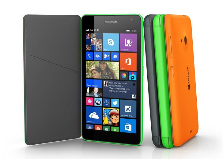 Фото №1 - Что новый Lumia нам готовит?