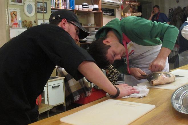 Фото №3 - Месяц мужской еды MAXIM и Just Cook готов!