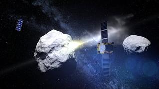 SpaceX Илона Маска поручено сбить астероид