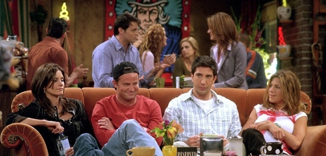 Фото №13 - Тест: Хорошо ли ты знаешь сериал «Друзья»?