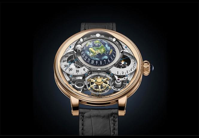 Фото №1 - Профессиональный «Оскар» за лучшие часы получил хронометр ценой в рекордные полмиллиона