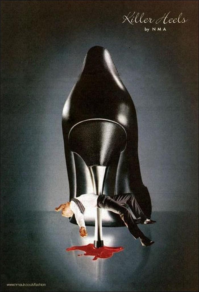 Фото №5 - 13 самых оскорбительных и возмутительных рекламных кампаний в истории