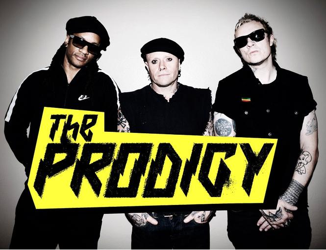 Два больших концерта The Prodigy в Stadium