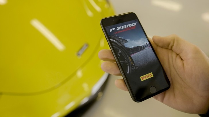 Фото №3 - Pirelli представила в Женеве продолжение флагманской линейки P Zero