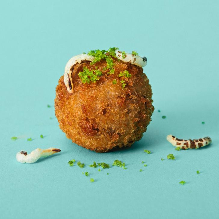 Фото №1 - В меню столовой IKEA могут появиться тефтели из жуков