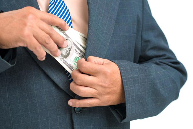 15 фактов о коррупции