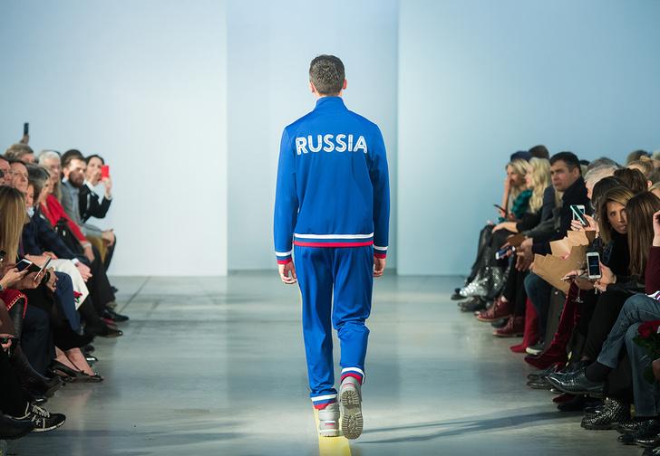 Фото №6 - Вот как выглядит форма российской сборной для Олимпиады-2018