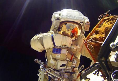 Четкий взгляд на мир глазами космонавта