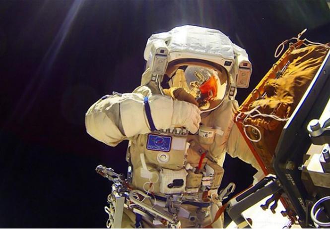 четкий взгляд мир глазами космонавта