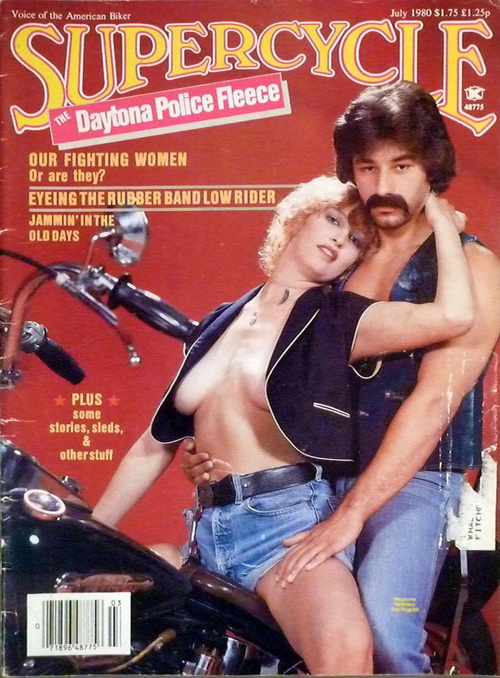 Фото №14 - Сексуальные девушки байкеров из 1980-х!