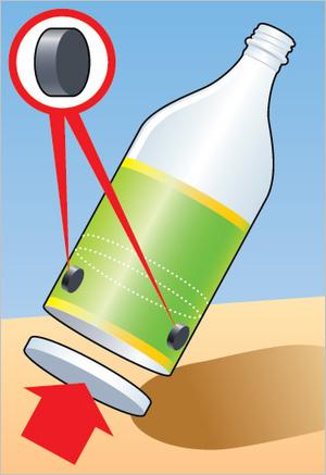 Фото №5 - Как спрятать деньги в пластиковой бутылке