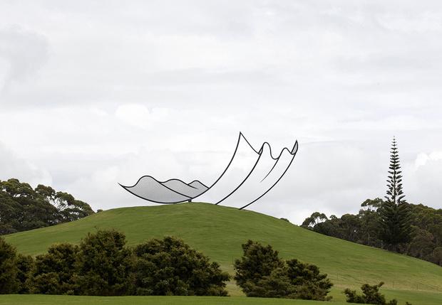 Фото №1 - История одной фотографии: скульптура, притворяющаяся фотошопом