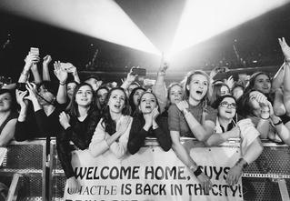Hurts: что творилось на концерте, собравшем всех девочек Москвы