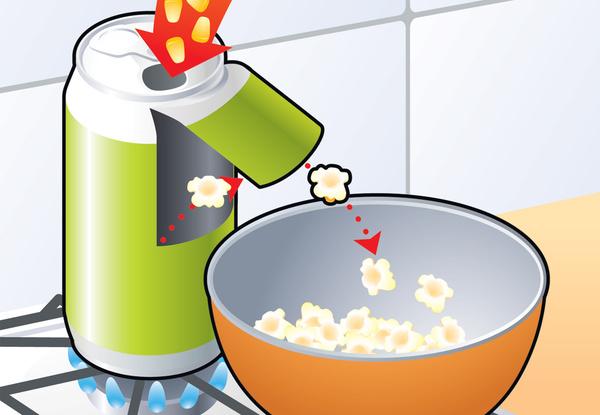 Как сделать в домашних условиях попкорн с  279