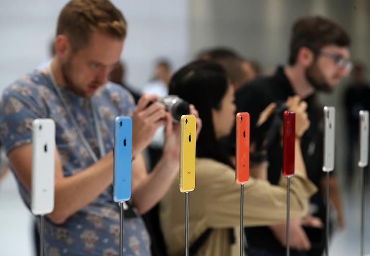 Фото №2 - 5 причин, почему iPhone XR станет самым популярным айфоном этого года