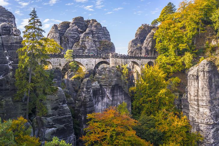 Фото №4 - Идеи для отпуска: Бастайский мост, Германия