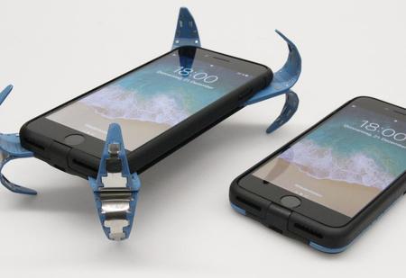 Чехол, который на самом деле защитит смартфон от падения (ВИДЕО)