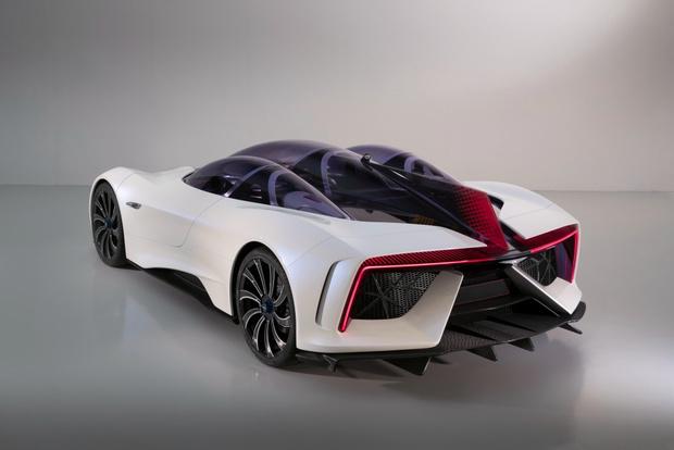 Фото №5 - Techrules Ren: гибридный суперкар с дизельными газотурбинными двигателями. Э-э-э… Что?