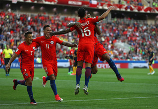 Португалия — Чили: прогноз на первый полуфинал Кубка конфедераций