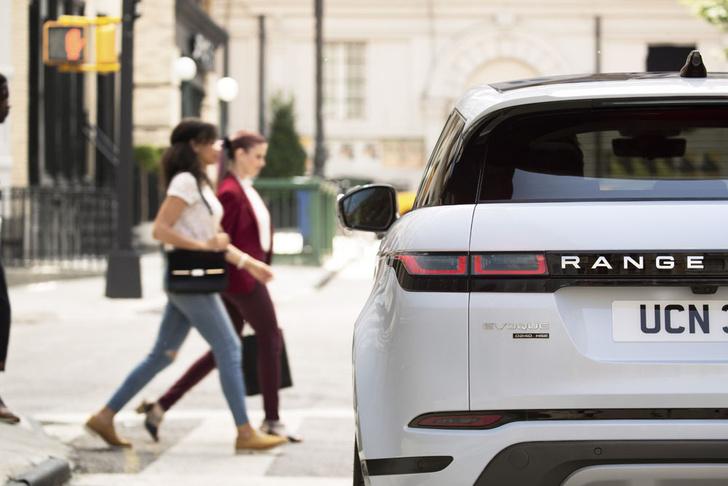Фото №3 - Гламурно жить опять не запретили: представлен Range Rover Evoque второго поколения