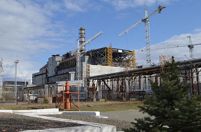 4-й энергоблок Чернобыльской АЭС