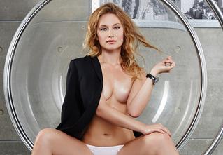 Модель Дарина Туркова: «...Просто я достаточно гибкая и могу так повернуться»