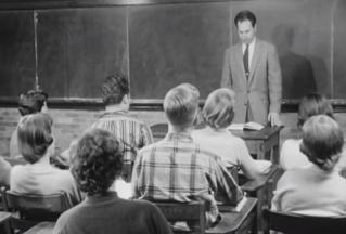 «Моя жена в Сибири»: американцы учат русский язык в 1960 году (видео)