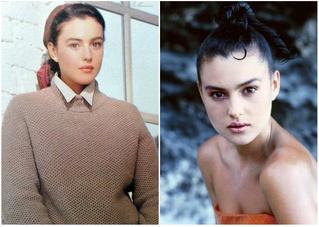 Посмотри, какой Моника Беллуччи была в 1980-е, до того как стала актрисой (25 фото)