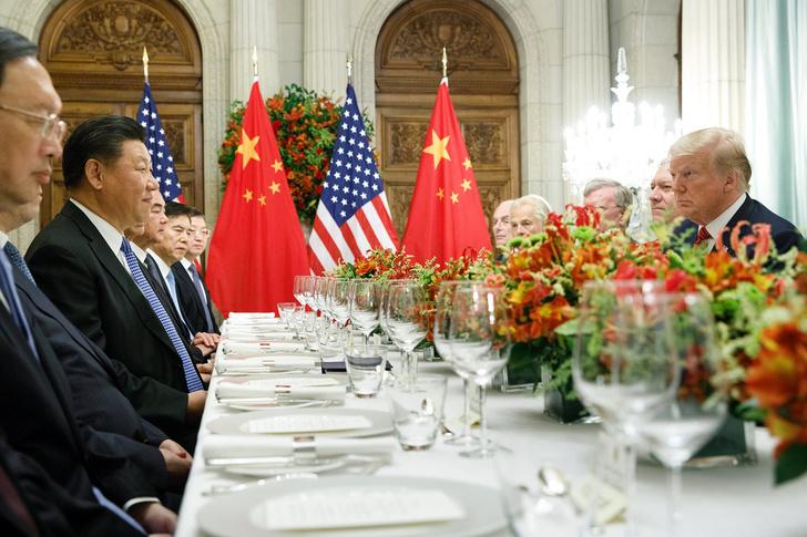 Фото №1 - США и Китай объявили перемирие в торговой войне