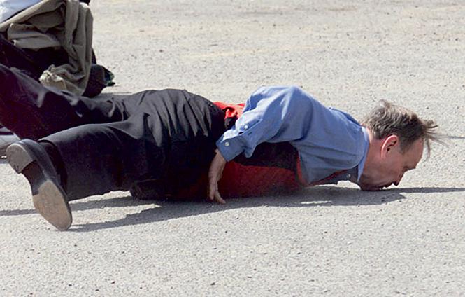 Канадский премьер-министр Жан Кретьен