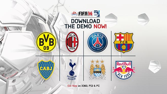 Фото №1 - FIFA 14 от EA SPORTS