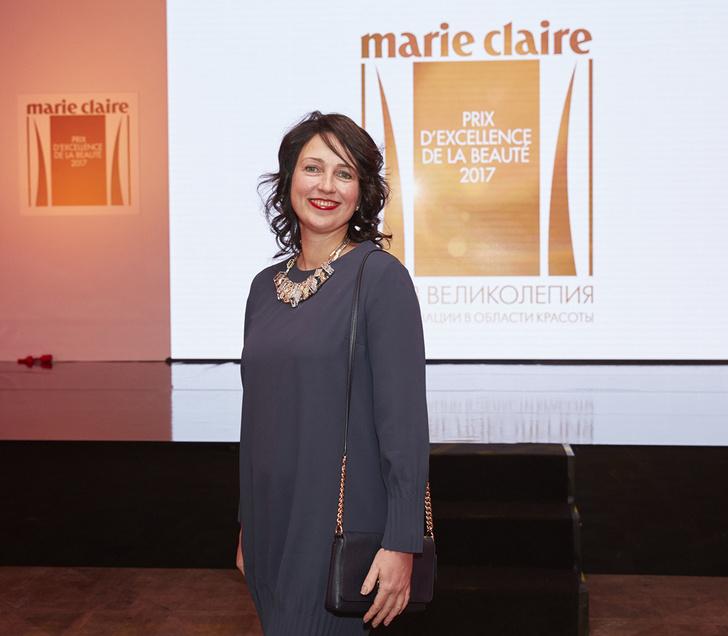 Фото №5 - Marie Claire вручил премию Prix d'Excellence de la Beauté 2017
