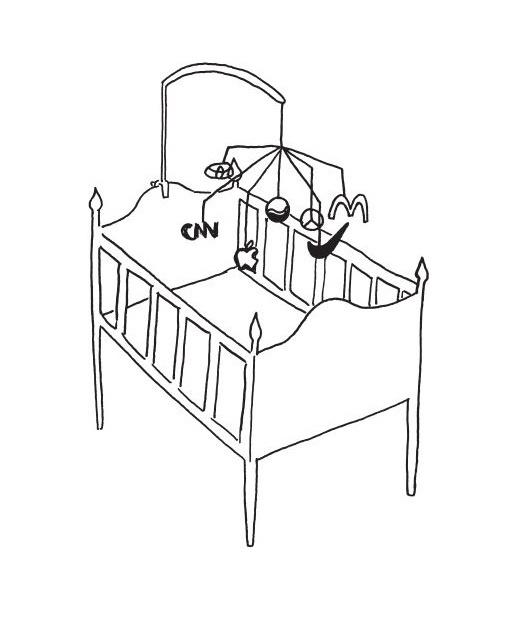 Карикатуры Деметрия Мартина