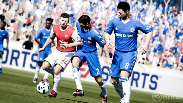 Фото №15 - FIFA 12