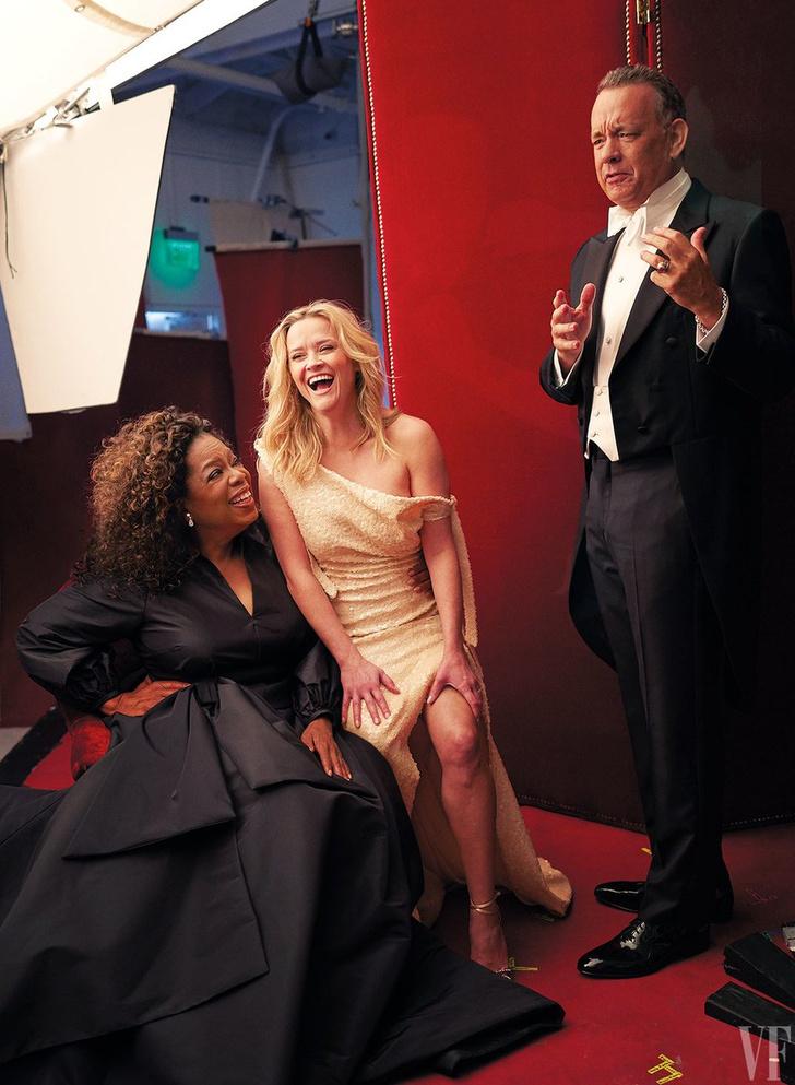 Фото №4 - Казусы фотошопа: у актрисы Риз Уизерспун три ноги, а у Опры Уинфри три руки!