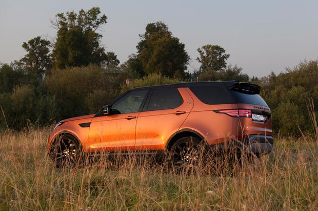 Фото №2 - Начались продажи нового Land Rover Discovery