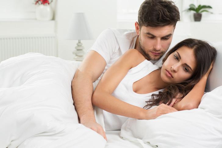 Фото №2 - 7 самых популярных женских отговорок, чтобы не заниматься сексом