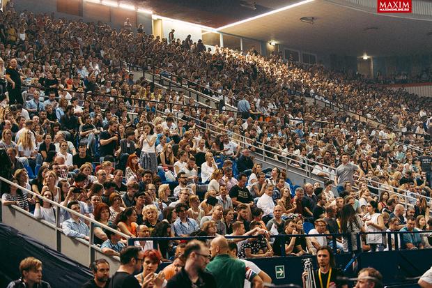 Фото №2 - Тот самый концерт в Москве, на который пришел даже Тилль Линдеманн из Rammstein