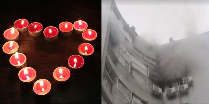 Фото №1 - Китаец решил сделать предложение девушке и сжег гостиницу