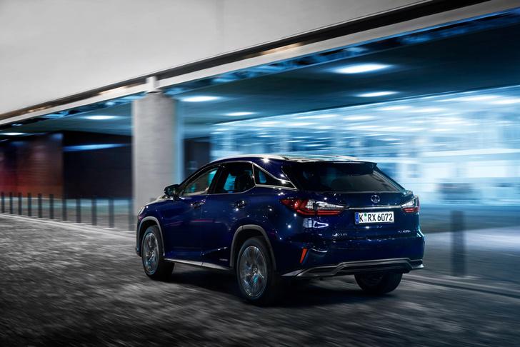 Фото №4 - Lexus RX450h: очевидно невероятное