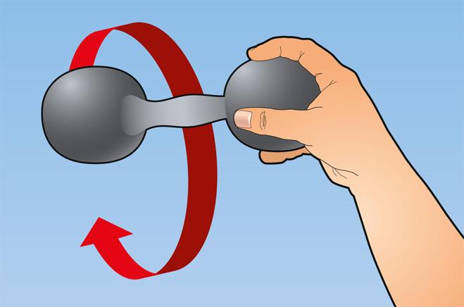 Фото №9 - Как натренировать руки, прилагая минимум усилий